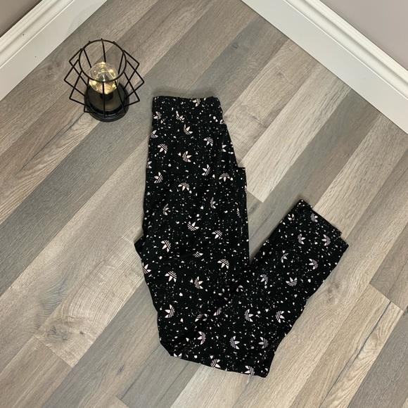 adidas Pants - Adidas high waisted pants